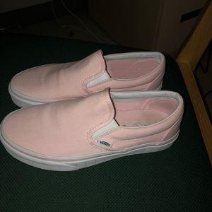 Women's Vans Slip-Ons